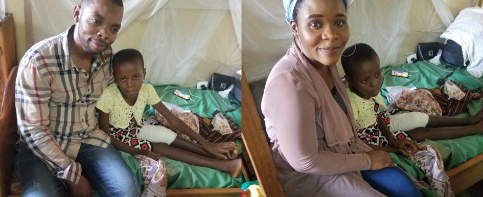 Spirit of Truth visit Bujumbura Hospital