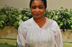 Grace baptized